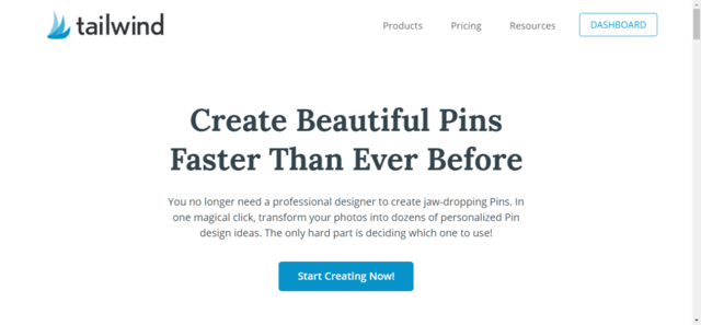 Make Beautiful Pin Designs Optimized for Pinterest with Tailwind Create