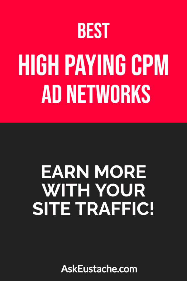 Earn More with High Paying CPM Ads