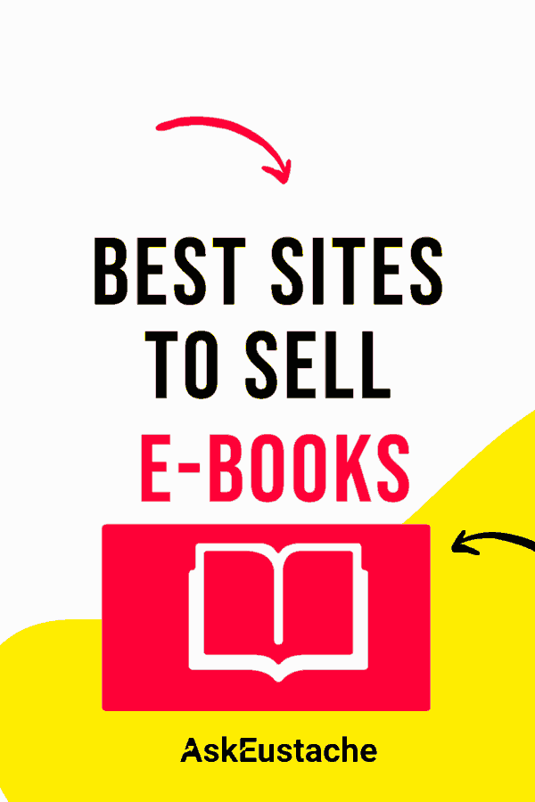 best sites to sell e-books for passive income