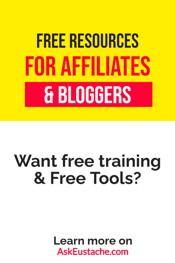 Free Tools and Trainings For Bloggers and Affiliates