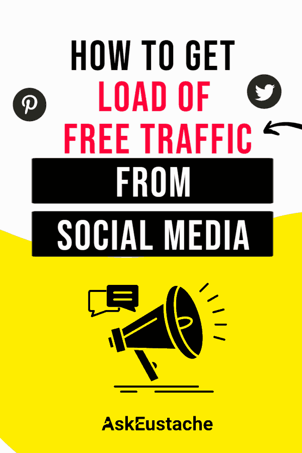 Get Loads of Free Traffic From Social Media