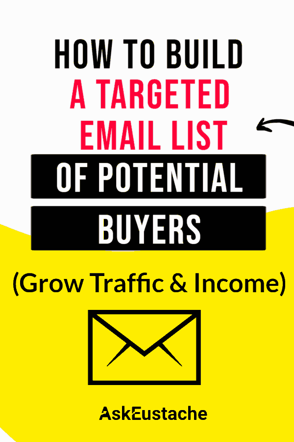 How to build A Targeted Email List of Prospects