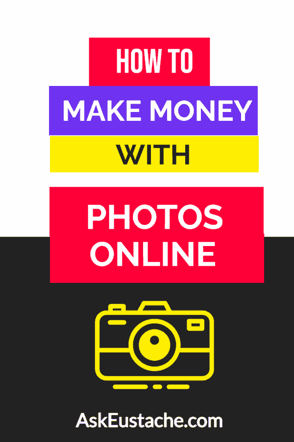 how to make money with photos and graphics