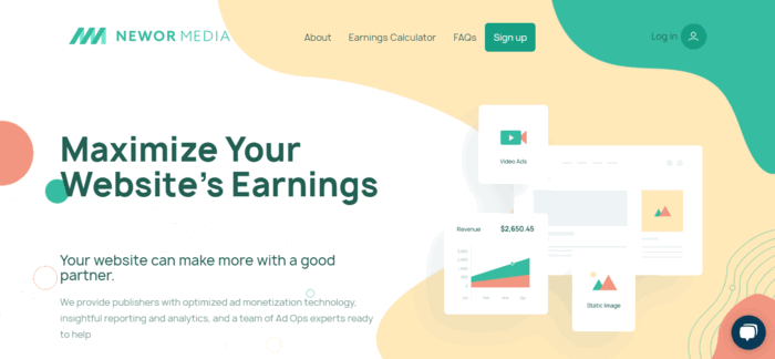 Maximize Your Website Earnings with NeworMedia